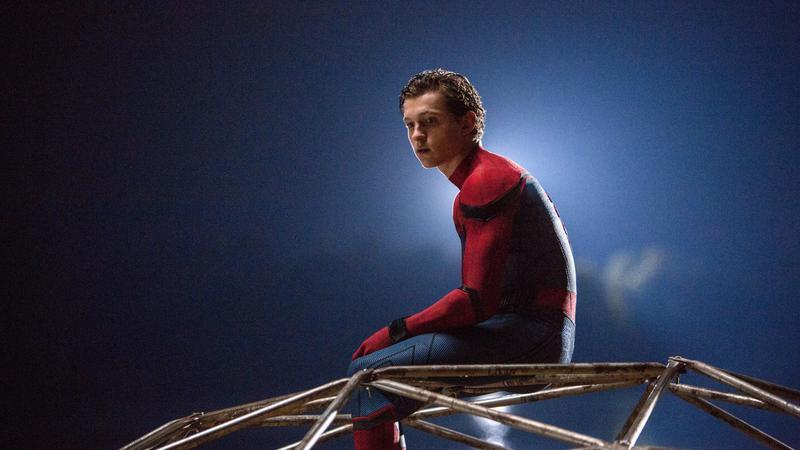 """Spider Man: Homecoming"" - kadr z ilmu"