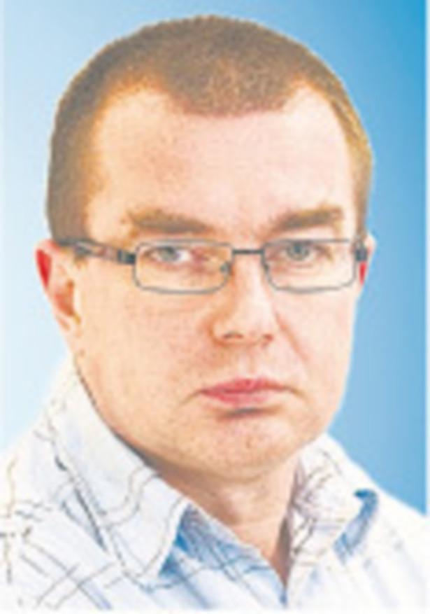 Mariusz Staniszewski, zastępca kierownika działu kraj.