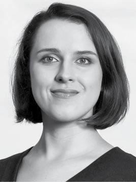 Olga Gerlich LL.M., radca prawny w kancelarii Taylor Wessing w Warszawie