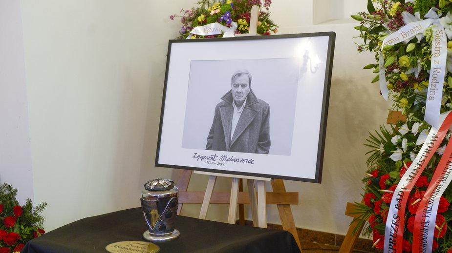 Pogrzeb Zygmunta Malanowicza