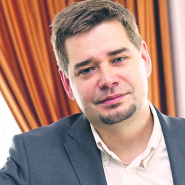 Michał Królikowsk,i wiceminister sprawiedliwości