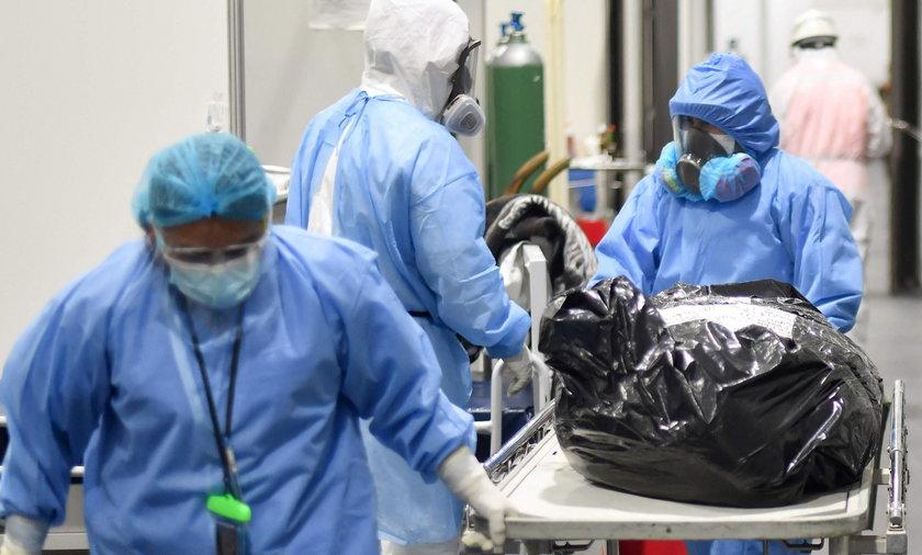 Wariant Delta koronawirusa błyskawicznie rozprzestrzenia się na świecie.