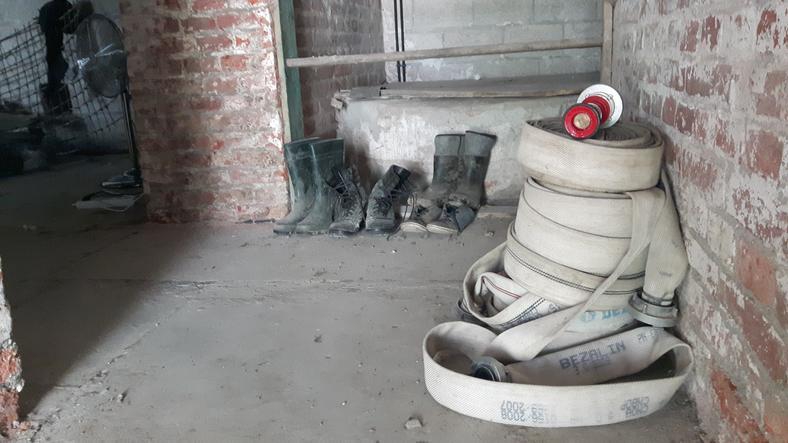 Często trzeba używac pomp, które wyciągną wodę z zalanych pomieszczeń