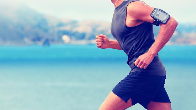 trening, bieganie, jogging, zdrowy styl życia