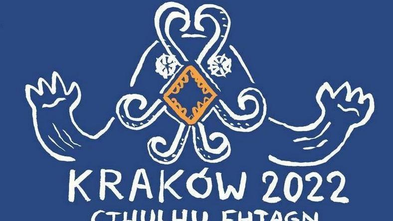 Kraków 2022 logo - mem