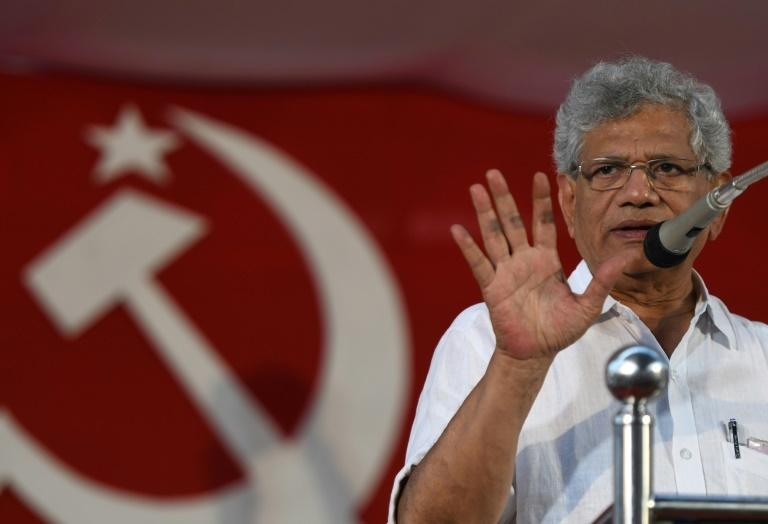 CPM leader Sitaram Yechury acknowledged that the left cannot afford another fall
