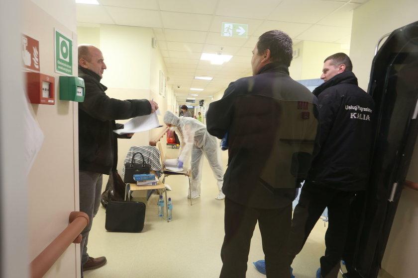 Nowe fakty ws. mordu na 93-latku w szpitalu. Wstrząsające szczegóły