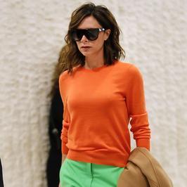 Victoria Beckham znów wyznacza trendy. Wygląda bosko!