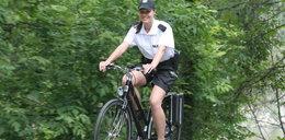 Kraków chce policji na rowerach