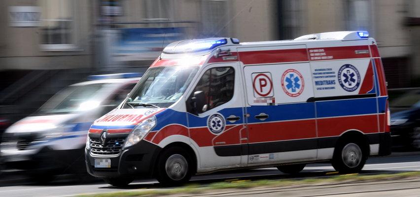 Kierowca karetki z Gniezna pracował pod wpływem narkotyków. Został zwolniony