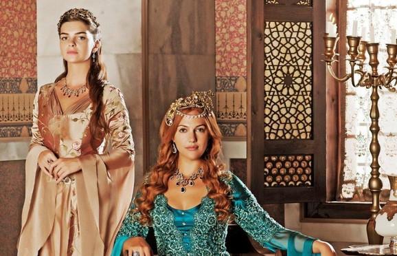 U trećem nastavku priče o Sulejmanu susrešćemo se sa novim likovima