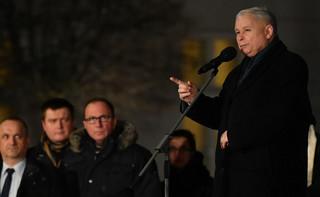 Kaczyński: 10 kwietnia nie będzie pomnika Lecha Kaczyńskiego. Stanie cokół symbolizujący go