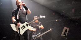Metallica zagrała to na koncercie. Nie wyglądało to dobrze