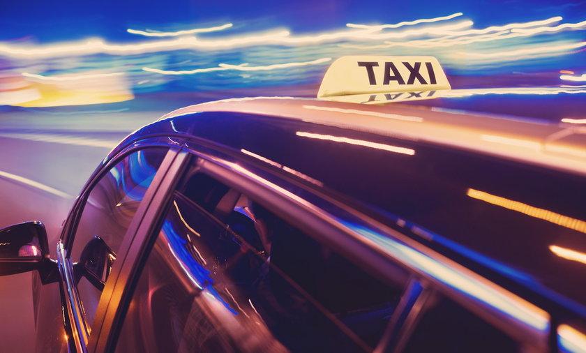 W Rzeszowie doszło do brutalnego pobicia taksówkarza
