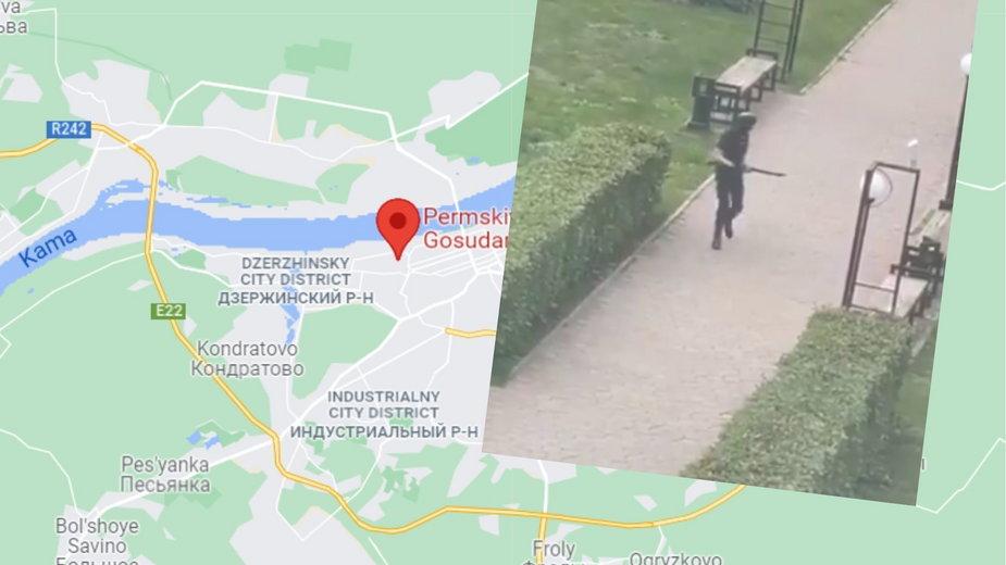 Rosja: strzelanina na uniwersytecie w Permie, są ofiary śmiertelne