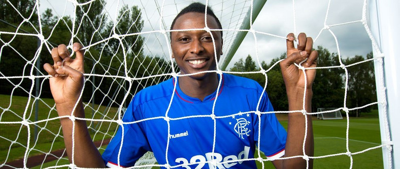 Sadiq Umar did not shine under Steven Gerard at Rangers