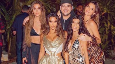 Kim Kardashian celebrates 40th birthday with close friends and family