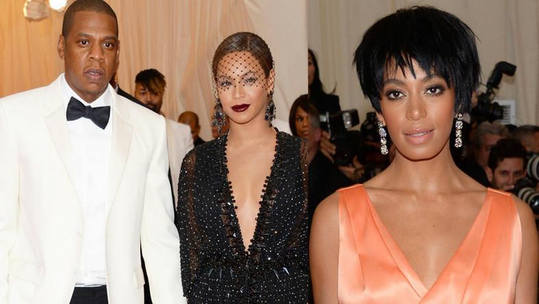 Jay Z i Solange zakopali już wojenny topór i wydali wspólne oświadczenie, pod którym podpisała się również Beyoncé. –Pojawiało się wiele spekulacji, na temat tego, co spowodowało ów niefortunny incydent – czytamy w komunikacie. – Najważniejsze jednak, że nasza rodzina rozwiązała już ten problem. Jay i Solange przyjęli na siebie swoją część odpowiedzialności. Oboje wiedzą, jaką rolę odegrali w tej prywatnej sprawie, która wyszła na światło dzienne. Przeprosili się, zapomnieli i znów jesteśmy jedną rodziną