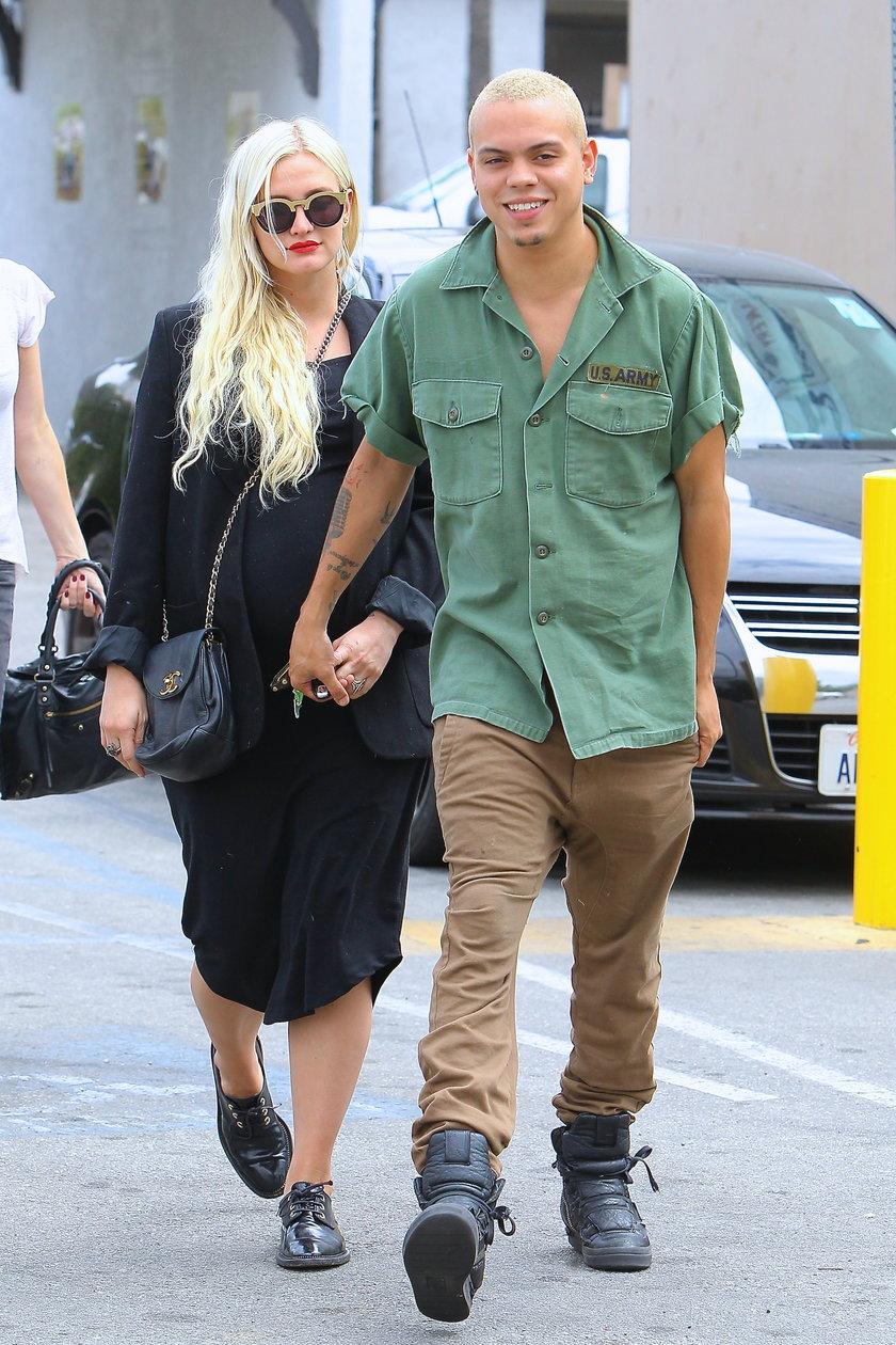Ashlee i Evan