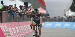 Polak chce błysnąć w Giro na pożegnanie z ekipą. Majka jedzie po podium