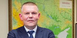 Ukraiński deputowany znaleziony martwy w swoim biurze. Miał ranępostrzałową głowy
