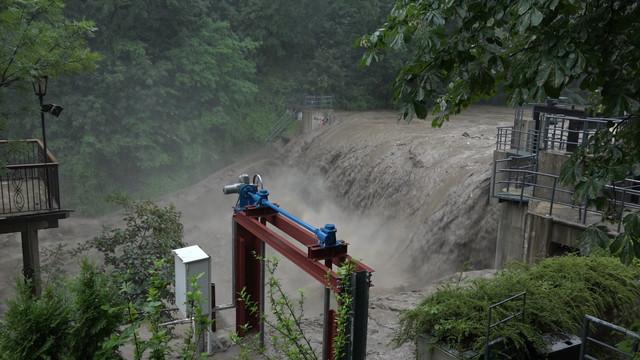 Poplave u Ivanjici