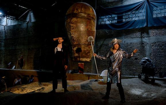 Beograd je ponovo središte savremene umetnosti u Evropi, piše BBC