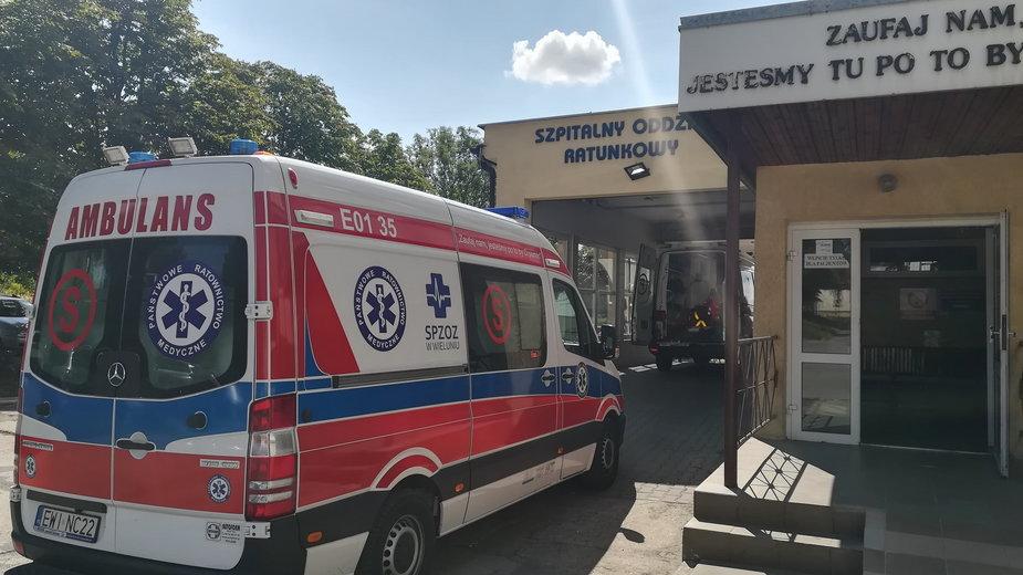 Szpital w Wieluniu