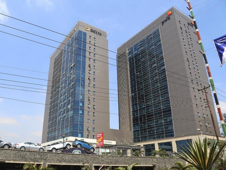 PricewaterhouseCoopers headquarters in Westlands, Nairobi