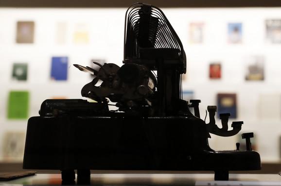 Pisaća mašina na kojoj je Kafka kucao