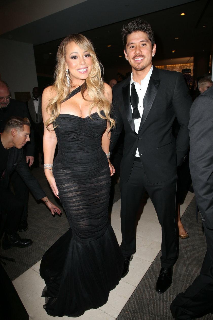 Mariah Carey i Bryan Tanaka