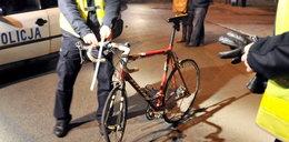 Wjechał w rowerzystkę. 47-letnia kobieta nie żyje