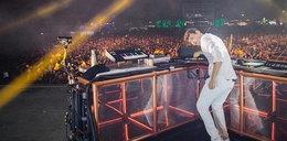 Szokujące zachowanie DJ-a na scenie. Plus 18 lat