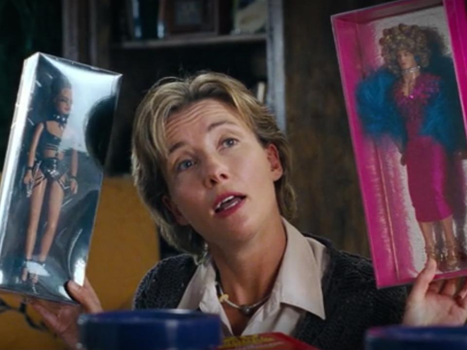 Emma Thompson zagrała rolę kochającej matki i żony Harry'ego, która została przez niego zdradzona