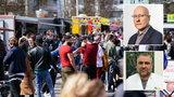 Polacy tłoczą się w parkach i na deptakach. Eksperci alarmują: potrzebna godzina policyjna