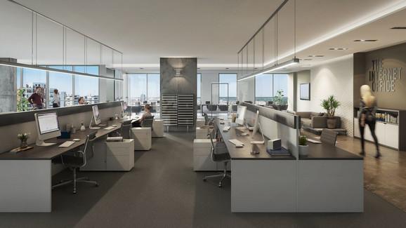 Kancelarije u Business Garden-u su više od kancelarije