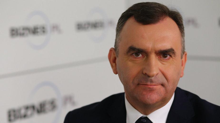 Włodzimierz Karpiński, nowy sekretarz m.st. Warszawy