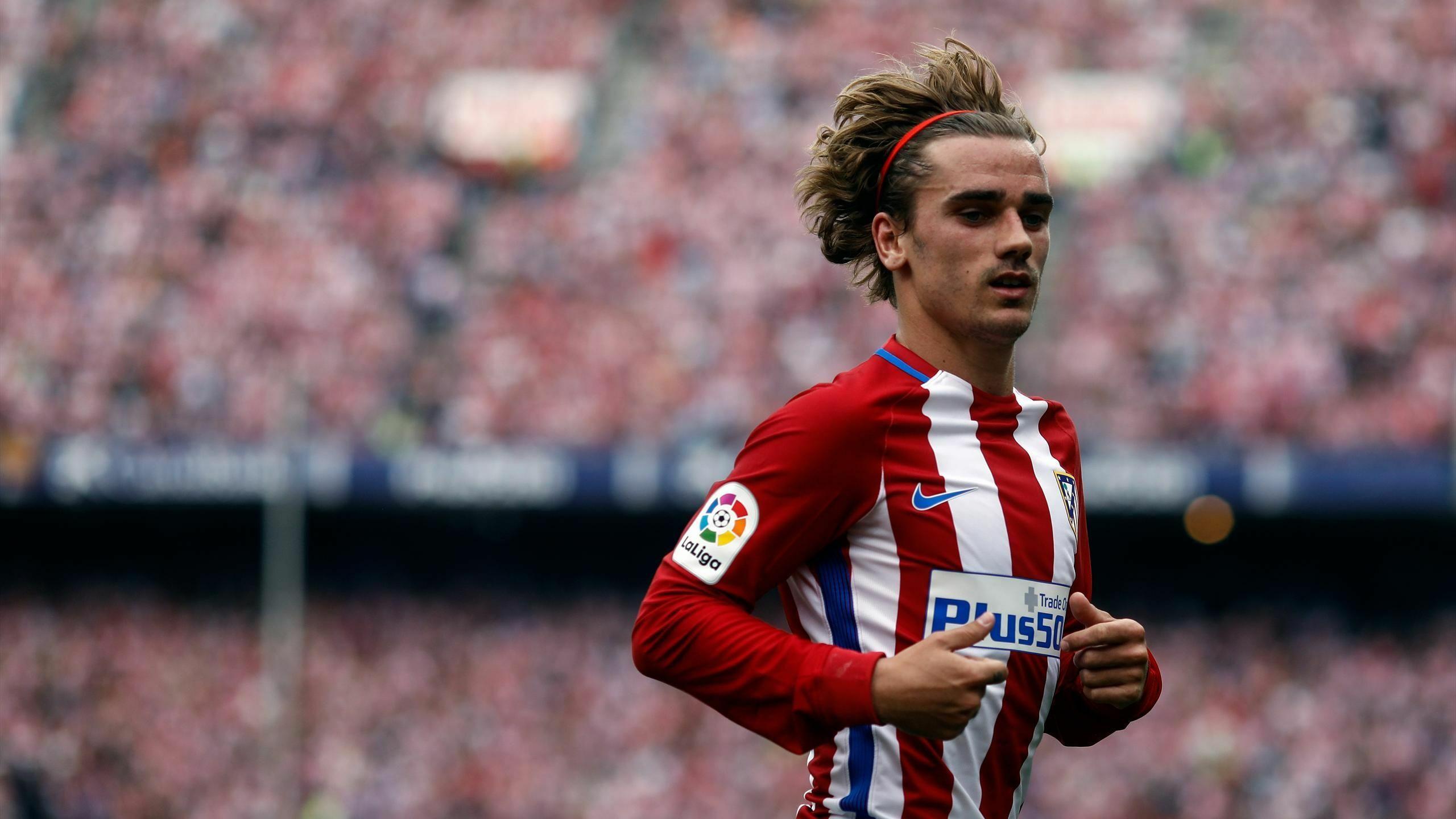 Podwyżka Zatrzyma Antoinea Griezmanna W Atletico Madryt Piłka Nożna