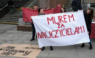 Polacy uważają, że strajk nauczycieli jest słuszny
