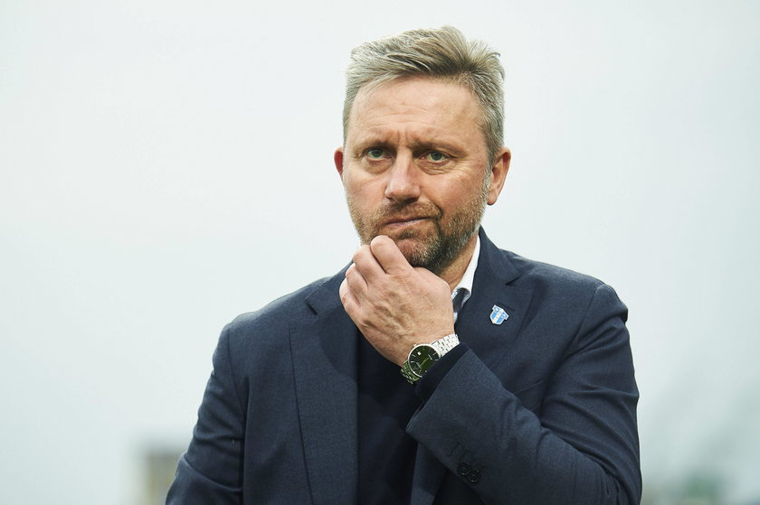 Lech Poznan - Wisla Plock ekstraklasa pilka nozna , Polish Football Extraleague