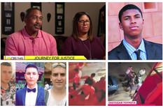 SUĐENJE OPTUŽENIM SRBIMA Roditelji Amerikanca nasmrt pretučenog na Zakintosu: Sahranili smo sina sa naočarima da sakrijemo MODRICE