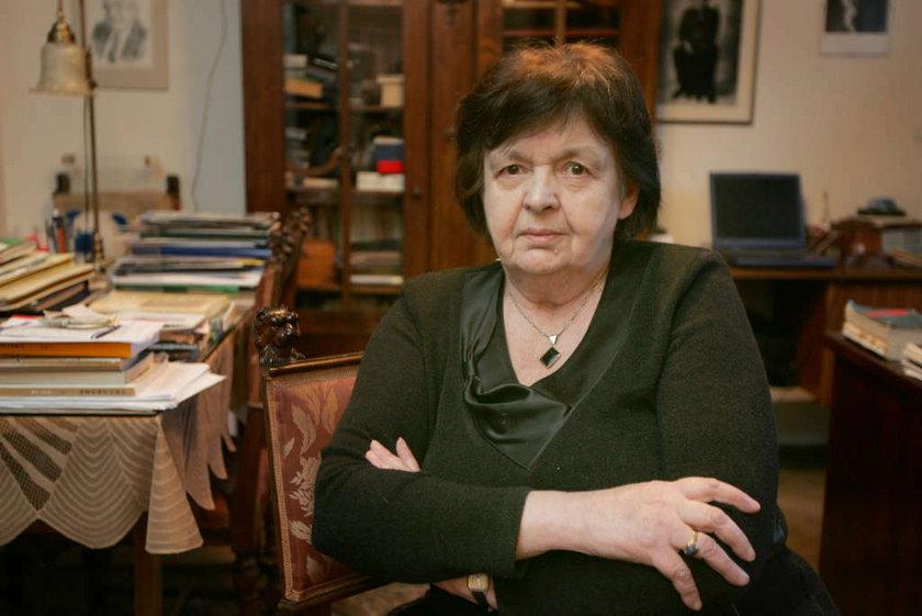 Zbigniew Religa i wspomnienia Anny Wajszczuk Religi