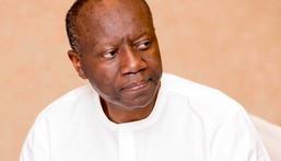 Ghana's Finance Minister, Ken Ofori-Atta.