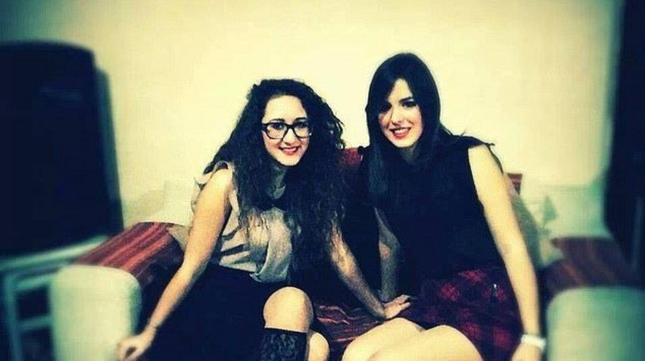 Caterina i Melissa