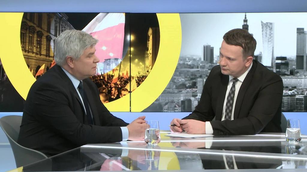 Onet Opinie - Andrzej Stankiewicz: Dr Maciej Lasek: wiara jest w sercu, ja mówię o faktach