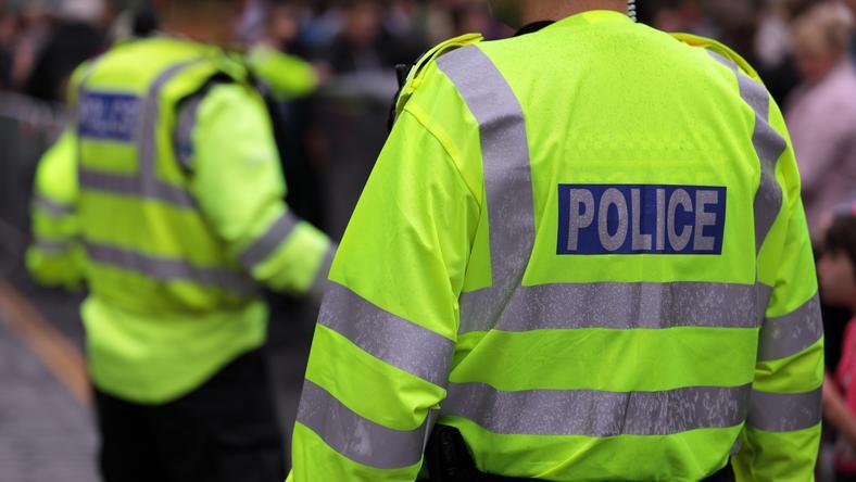 policja, uk