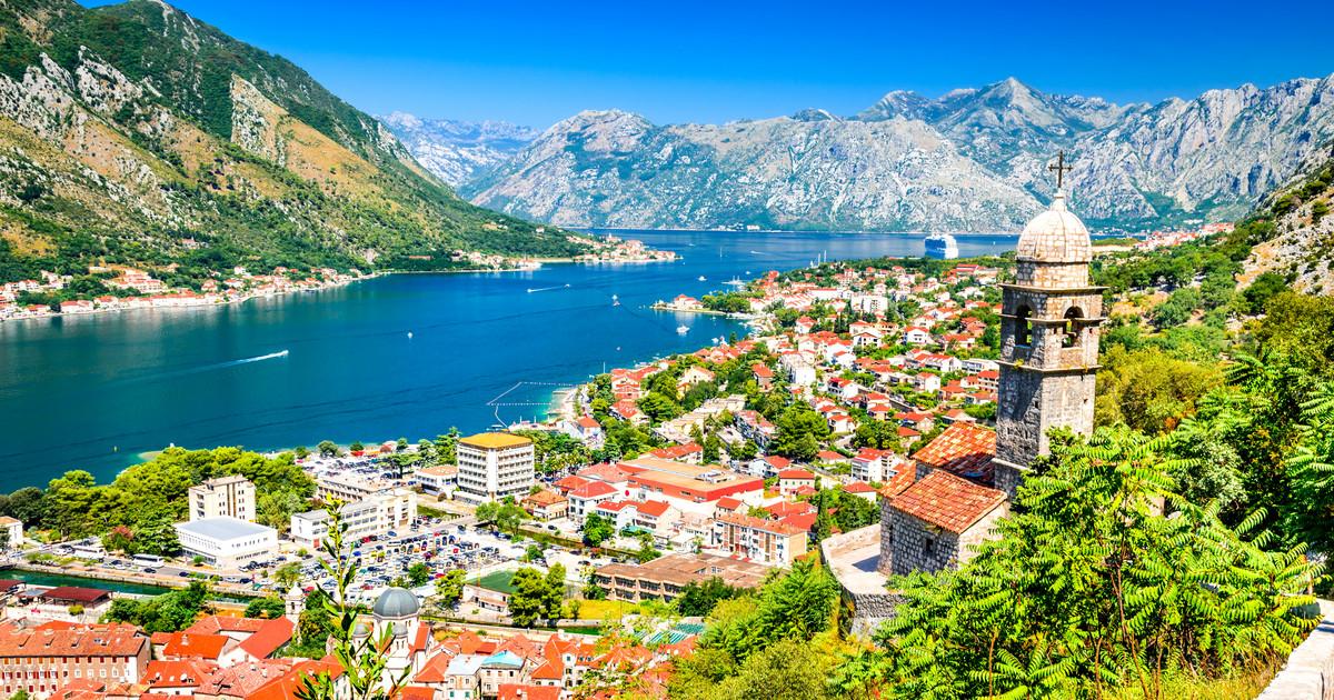 Kotor – region przyrodniczy i kulturowo-historyczny (Czarnogóra) - Podróże