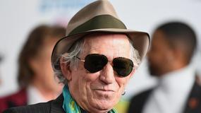Keith Richards z The Rolling Stones wskazał swoje ulubione nagrania