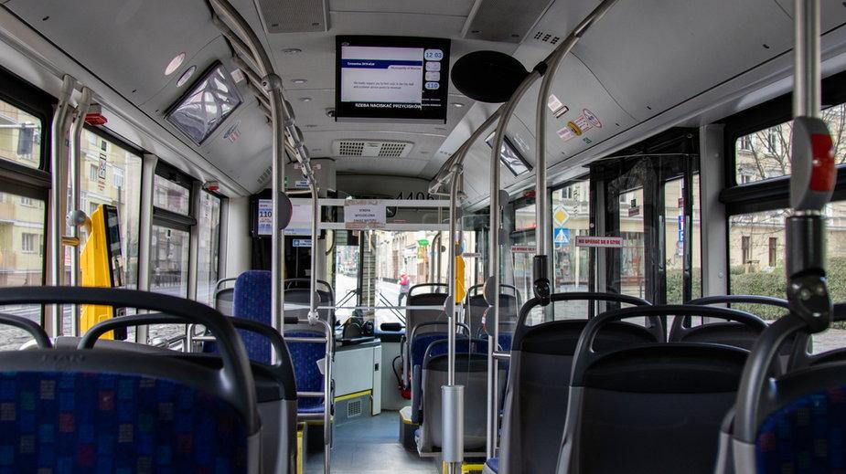 Wrocławski autobus (ilustracyjne)