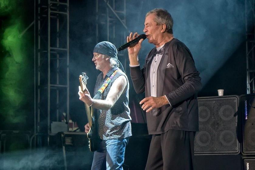 Deep Purple wyruszyli